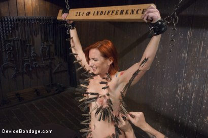 Photo number 8 from 2 x 4 of Indifference shot for Device Bondage on Kink.com. Featuring Sophia Locke and Orlando in hardcore BDSM & Fetish porn.