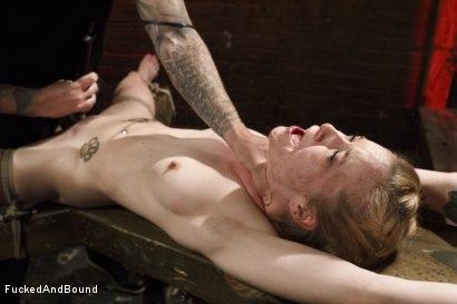 Photo number 3 from Never Enough shot for  on Kink.com. Featuring Jeze Belle and Christian Wilde in hardcore BDSM & Fetish porn.