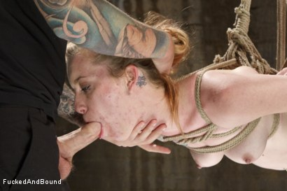 Photo number 7 from Never Enough shot for  on Kink.com. Featuring Jeze Belle and Christian Wilde in hardcore BDSM & Fetish porn.