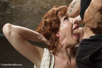 Photo number 5 from MILF Slave shot for Brutal Sessions on Kink.com. Featuring Veronica Avluv and Derrick Pierce in hardcore BDSM & Fetish porn.
