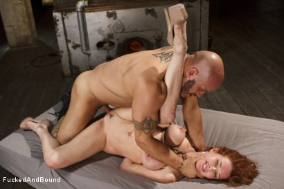 Photo number 15 from MILF Slave shot for  on Kink.com. Featuring Veronica Avluv and Derrick Pierce in hardcore BDSM & Fetish porn.
