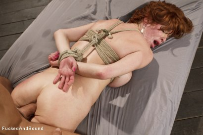 Photo number 13 from MILF Slave shot for  on Kink.com. Featuring Veronica Avluv and Derrick Pierce in hardcore BDSM & Fetish porn.