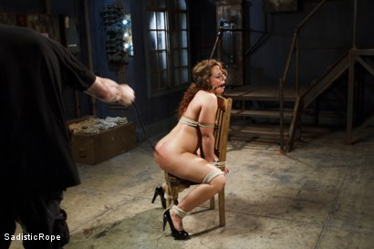 Photo number 12 from Big Booty Pain Slut shot for Sadistic Rope on Kink.com. Featuring Savannah Fox in hardcore BDSM & Fetish porn.