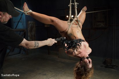 Photo number 8 from Big Booty Pain Slut shot for Sadistic Rope on Kink.com. Featuring Savannah Fox in hardcore BDSM & Fetish porn.
