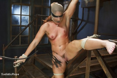 Photo number 5 from Big Booty Pain Slut shot for Sadistic Rope on Kink.com. Featuring Savannah Fox in hardcore BDSM & Fetish porn.