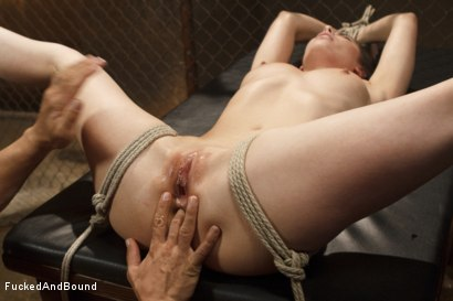 Photo number 14 from The Wrong Path shot for  on Kink.com. Featuring Derrick Pierce and Casey Calvert in hardcore BDSM & Fetish porn.