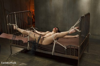 Photo number 7 from Marco Polo - Asian Whore Gets Brutalized shot for Sadistic Rope on Kink.com. Featuring Mia Little in hardcore BDSM & Fetish porn.