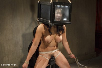 Photo number 8 from Marco Polo - Asian Whore Gets Brutalized shot for Sadistic Rope on Kink.com. Featuring Mia Little in hardcore BDSM & Fetish porn.