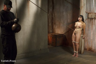 Photo number 9 from Marco Polo - Asian Whore Gets Brutalized shot for Sadistic Rope on Kink.com. Featuring Mia Little in hardcore BDSM & Fetish porn.