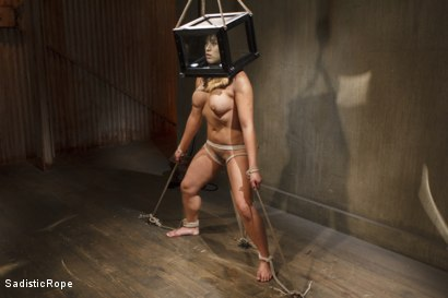Photo number 5 from Marco Polo - Asian Whore Gets Brutalized shot for Sadistic Rope on Kink.com. Featuring Mia Little in hardcore BDSM & Fetish porn.