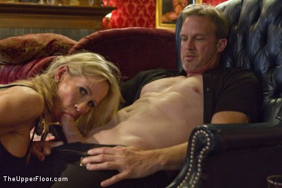 Photo number 8 from Double Penetration Anal Slave shot for The Upper Floor on Kink.com. Featuring Karlo Karrera, Aiden Starr, Rose Red and Jenna Ivory in hardcore BDSM & Fetish porn.