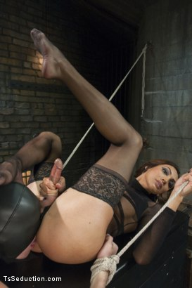 Photo number 1 from Yasmin Lee and Her Powerful Cock shot for TS Seduction on Kink.com. Featuring Yasmin Lee and Kip Johnson in hardcore BDSM & Fetish porn.