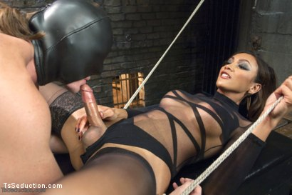 Photo number 5 from Yasmin Lee and Her Powerful Cock shot for TS Seduction on Kink.com. Featuring Yasmin Lee and Kip Johnson in hardcore BDSM & Fetish porn.