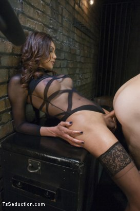 Photo number 4 from Yasmin Lee and Her Powerful Cock shot for TS Seduction on Kink.com. Featuring Yasmin Lee and Kip Johnson in hardcore BDSM & Fetish porn.