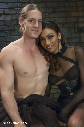 Photo number 14 from Yasmin Lee and Her Powerful Cock shot for TS Seduction on Kink.com. Featuring Yasmin Lee and Kip Johnson in hardcore BDSM & Fetish porn.