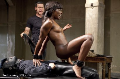 Photo number 13 from Severe Reverse Cowgirl Training Ana Foxxx, Day One shot for The Training Of O on Kink.com. Featuring Owen Gray and Ana Foxxx in hardcore BDSM & Fetish porn.