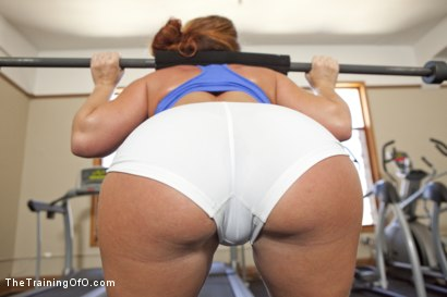 Photo number 4 from Training That Ass, Savannah Fox Day One shot for The Training Of O on Kink.com. Featuring Tommy Pistol and Savannah Fox in hardcore BDSM & Fetish porn.