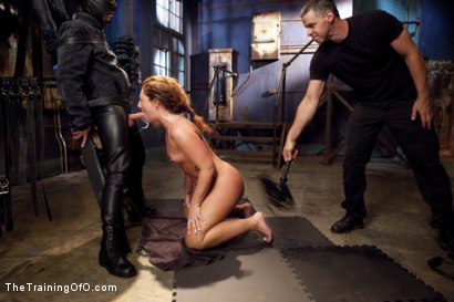 Photo number 7 from Training That Ass, Savannah Fox Day One shot for The Training Of O on Kink.com. Featuring Tommy Pistol and Savannah Fox in hardcore BDSM & Fetish porn.