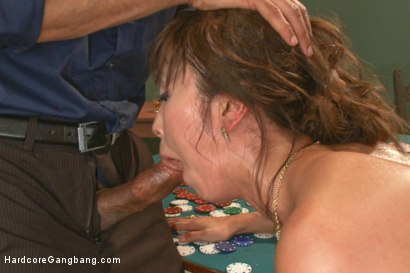 Photo number 14 from Japanese fuck-toy gets her tiny holes stuffed with American cock shot for Hardcore Gangbang on Kink.com. Featuring Marica Hase, John Strong, Mickey Mod, Dane Cross and Gage Sin in hardcore BDSM & Fetish porn.