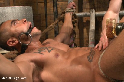 Photo number 11 from Obnoxious contruction worker gets what he deserved shot for Men On Edge on Kink.com. Featuring Brock Avery in hardcore BDSM & Fetish porn.