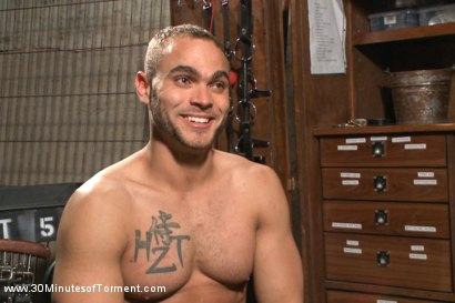 Photo number 15 from Muscled stud Brock Avery Tormented and Fucked shot for 30 Minutes of Torment on Kink.com. Featuring Brock Avery in hardcore BDSM & Fetish porn.