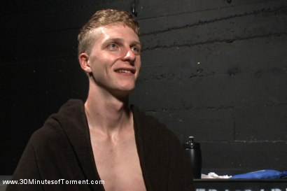 Photo number 15 from Branden Forrest and the excruciating ass station challenge shot for 30 Minutes of Torment on Kink.com. Featuring Branden Forrest in hardcore BDSM & Fetish porn.