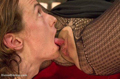 Photo number 13 from Forbidden Fruit: A Femdom Sounding Ritual  shot for Divine Bitches on Kink.com. Featuring Mona Wales and Owen Gray in hardcore BDSM & Fetish porn.