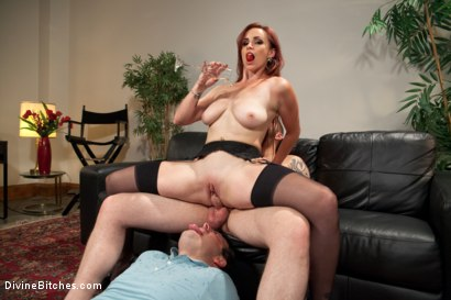 Photo number 10 from Suck my feet cuck husband while this stud fucks me! shot for Divine Bitches on Kink.com. Featuring Bella Rossi, Wolf Hudson and Marcelo in hardcore BDSM & Fetish porn.