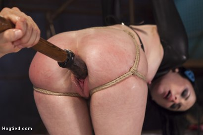 Photo number 12 from Molested Puppet shot for Hogtied on Kink.com. Featuring Veruca James in hardcore BDSM & Fetish porn.
