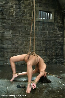 Photo number 6 from Sandra Romain and Annie Cruz shot for Water Bondage on Kink.com. Featuring Sandra Romain and Annie Cruz in hardcore BDSM & Fetish porn.
