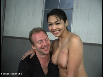 Photo number 16 from Mika And Her Dinner Date shot for Brutal Sessions on Kink.com. Featuring Brandon Iron and Mika Tan in hardcore BDSM & Fetish porn.