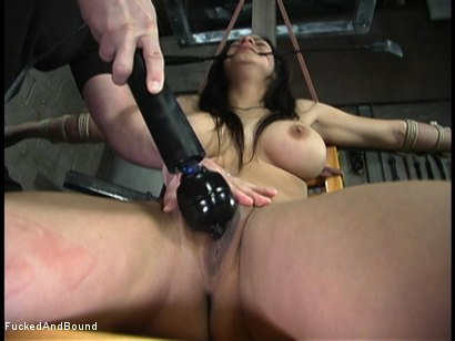 Photo number 1 from Horse Whipping Nadia shot for  on Kink.com. Featuring Nadia Styles and Brandon Iron in hardcore BDSM & Fetish porn.