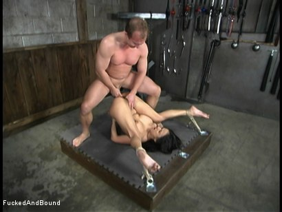 Photo number 10 from Horse Whipping Nadia shot for  on Kink.com. Featuring Nadia Styles and Brandon Iron in hardcore BDSM & Fetish porn.