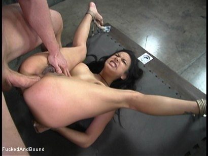 Photo number 11 from Horse Whipping Nadia shot for  on Kink.com. Featuring Nadia Styles and Brandon Iron in hardcore BDSM & Fetish porn.