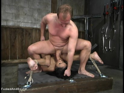 Photo number 15 from Horse Whipping Nadia shot for  on Kink.com. Featuring Nadia Styles and Brandon Iron in hardcore BDSM & Fetish porn.
