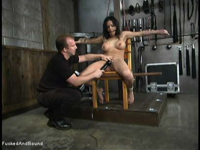 Photo number 2 from Horse Whipping Nadia shot for  on Kink.com. Featuring Nadia Styles and Brandon Iron in hardcore BDSM & Fetish porn.