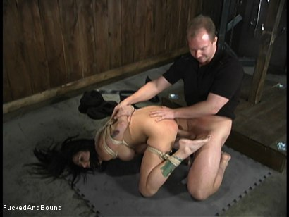 Photo number 5 from Horse Whipping Nadia shot for  on Kink.com. Featuring Nadia Styles and Brandon Iron in hardcore BDSM & Fetish porn.