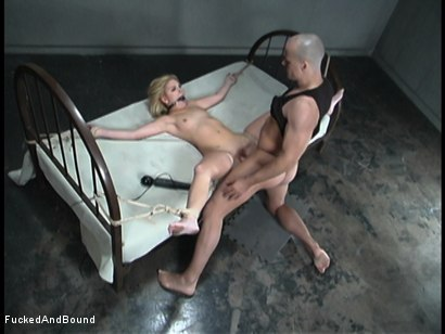 Photo number 13 from Small Bitch Huge Cock shot for  on Kink.com. Featuring Ben English and Aubrey Addams in hardcore BDSM & Fetish porn.