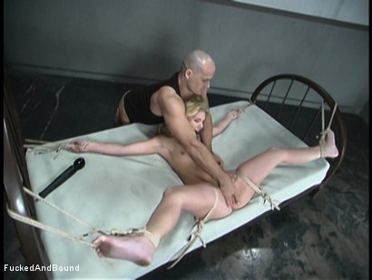 Photo number 9 from Small Bitch Huge Cock shot for  on Kink.com. Featuring Ben English and Aubrey Addams in hardcore BDSM & Fetish porn.