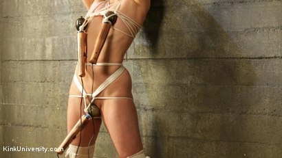 Bdsm orgagasm control how she