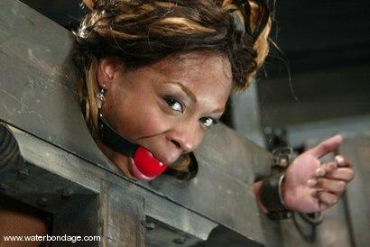 Photo number 4 from Vixen Fyre shot for Water Bondage on Kink.com. Featuring Vixen Fyre in hardcore BDSM & Fetish porn.