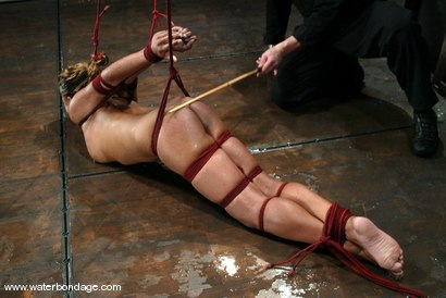 Photo number 9 from Vixen Fyre shot for Water Bondage on Kink.com. Featuring Vixen Fyre in hardcore BDSM & Fetish porn.