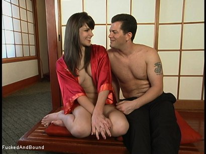 Photo number 15 from A Crab Tie And A Big Cock shot for  on Kink.com. Featuring Bobbi Starr and Chris Cannon in hardcore BDSM & Fetish porn.