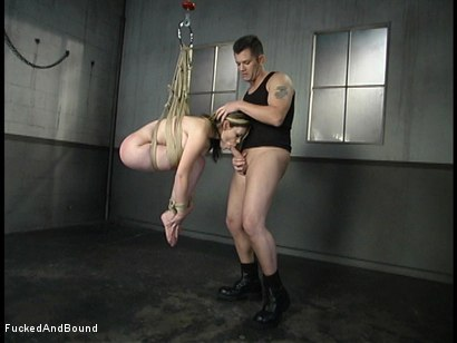 Photo number 11 from Gia's Submission shot for Fucked and Bound on Kink.com. Featuring Chris Cannon and Gia Paloma in hardcore BDSM & Fetish porn.