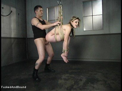 Photo number 12 from Gia's Submission shot for Fucked and Bound on Kink.com. Featuring Chris Cannon and Gia Paloma in hardcore BDSM & Fetish porn.