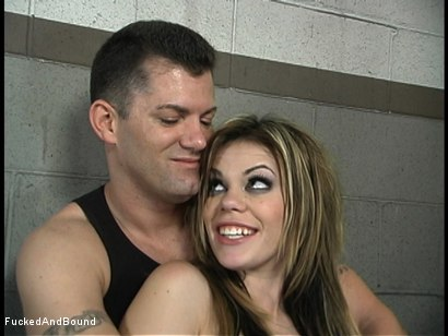 Photo number 13 from Gia's Submission shot for Fucked and Bound on Kink.com. Featuring Chris Cannon and Gia Paloma in hardcore BDSM & Fetish porn.