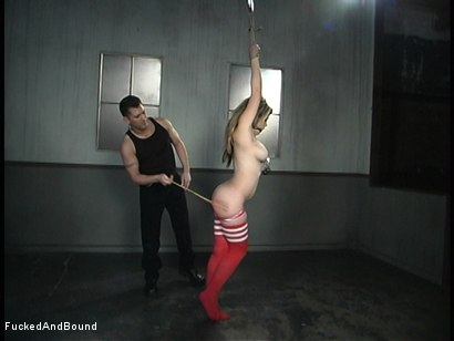 Photo number 2 from Gia's Submission shot for Fucked and Bound on Kink.com. Featuring Chris Cannon and Gia Paloma in hardcore BDSM & Fetish porn.
