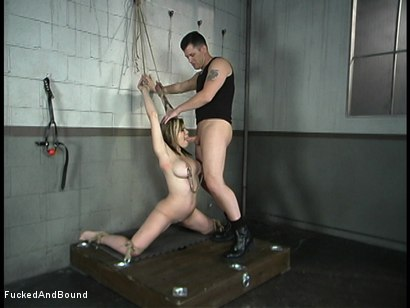 Photo number 16 from Gia's Submission shot for  on Kink.com. Featuring Chris Cannon and Gia Paloma in hardcore BDSM & Fetish porn.