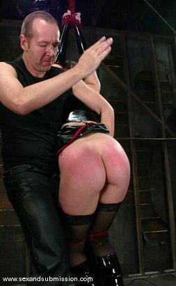 Photo number 3 from Chris Charming and Tyla Wynn shot for Sex And Submission on Kink.com. Featuring Chris Charming and Tyla Wynn in hardcore BDSM & Fetish porn.