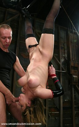 Photo number 8 from Chris Charming and Tyla Wynn shot for Sex And Submission on Kink.com. Featuring Chris Charming and Tyla Wynn in hardcore BDSM & Fetish porn.